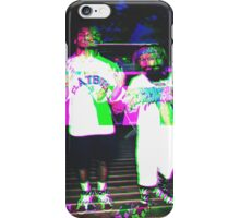 Erik and Juice from Flatbush iPhone Case/Skin