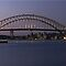 Opera House Harbour Bridge Panorama by DavidIori