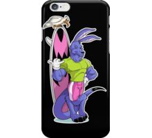 """BODACIOUS"" Salty Roo  iPhone Case/Skin"