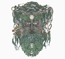 The Green Man by cerridwen