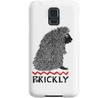 Prickly Porcupine Samsung Galaxy Case/Skin