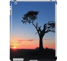 Sunrise...Just Waking Up iPad Case/Skin