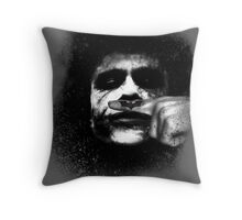 Joker - Life is a joke Throw Pillow