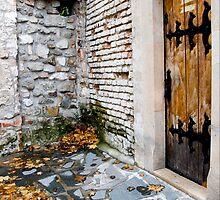 Three Doors by Zeanana