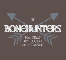 BONEHUNTERS Insignia SIGIL 14th ARMY 8TH LEGION 2ND COMPANY (fanart) by jazzydevil