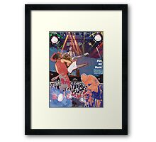 PLAY MY MUSIC Framed Print