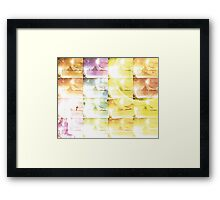 CAROL'S DREAM Framed Print