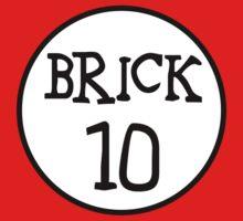 BRICK 10  by ChilleeW