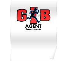 Zac Power - Agent Bum Smack Poster