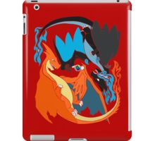 Tribalish Mega Charizard Y (and X) iPad Case/Skin