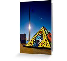 The Curse of Tutankhamun Greeting Card