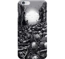 Chaos infected iPhone Case/Skin