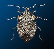 The Wonderful Dazzling Stink Bug by Roger Swezey