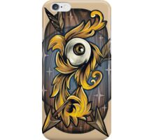 Filigree Eye  iPhone Case/Skin