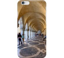 Doge's Palace Colannade iPhone Case/Skin