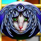 Kitty Queen by GolemAura