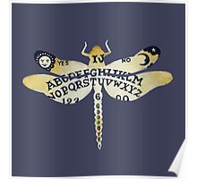 Ouija Dragonfly Poster