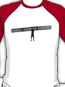 He's still alive. Transparent vectorial design. T-Shirt
