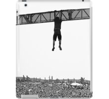 Given to fly. Transparent vectorial design. iPad Case/Skin