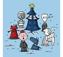 A Charlie Who Christmas Photographic Print