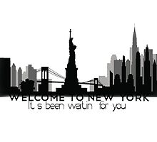 Welcome To New York by DayDreams1011