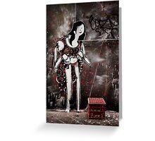 Laneway Flamenco Greeting Card