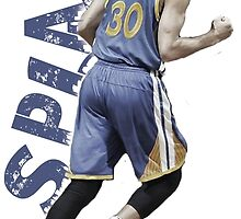 "Stephen Curry ""SPLASH"" by RhinoEdits"