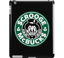 Scrooge McBucks iPad Case/Skin
