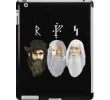 The Hobbit - The Wizards iPad Case/Skin