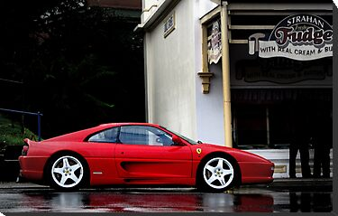 Ferrari F355 Challenge by Ash Simmonds