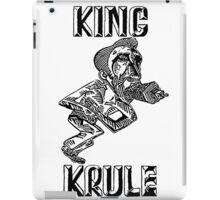 King Krule iPad Case/Skin