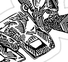 King Krule Sticker