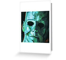 A Rob Zombie Halloween Special Greeting Card