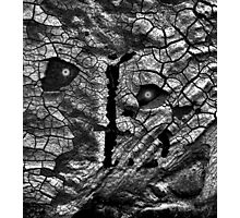 Who Hides Behind the Mask  Photographic Print