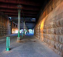 Underpass by Peter Hammer