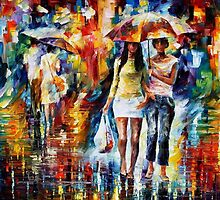Going Shopping — Buy Now Link - www.etsy.com/listing/213198150 by Leonid  Afremov