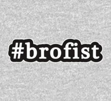 Brofist - Hashtag - Black & White Kids Clothes
