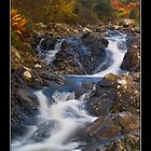 Flowing water by cazjeff1958