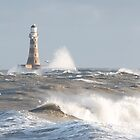 Roker waves by cazjeff1958