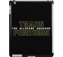 The Allspark Awakens iPad Case/Skin