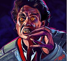 Welcome To Fright Night Photographic Print