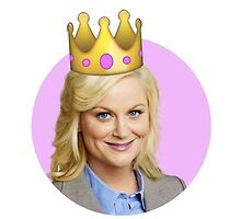 Queen of Pawnee by lspiroo
