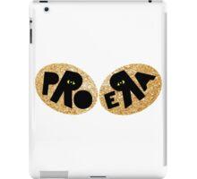 Pro Era Black & Gold iPad Case/Skin