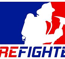 Professional Firefighting League by helius