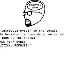 Freeman's Mind Quote Thing 11 by GeneralIlya