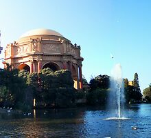 Palace of Fine Arts no.1 by aum7