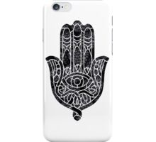 Blackberry Hamsa iPhone Case/Skin