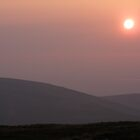 Dartmoor at dusk by Michael Rowlands