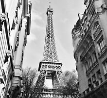 Eiffel Tower by Andrew Reid Wildman