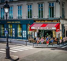 Paris Eats by Russell Charters